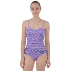 Little Face Sweetheart Tankini Set