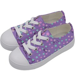 Little Face Kids  Low Top Canvas Sneakers