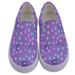 Little Face Kids  Canvas Slip Ons