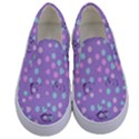 Little Face Kids  Canvas Slip Ons View1