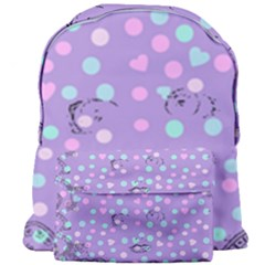 Little Face Giant Full Print Backpack
