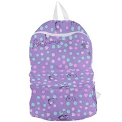 Little Face Foldable Lightweight Backpack
