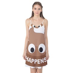 Poo Happens Camis Nightgown
