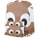 Poo Happens Giant Full Print Backpack View4
