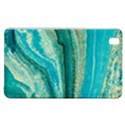 Mint,gold,marble,nature,stone,pattern,modern,chic,elegant,beautiful,trendy Samsung Galaxy Tab Pro 8.4 Hardshell Case View1