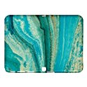 Mint,gold,marble,nature,stone,pattern,modern,chic,elegant,beautiful,trendy Samsung Galaxy Tab 4 (10.1 ) Hardshell Case  View1