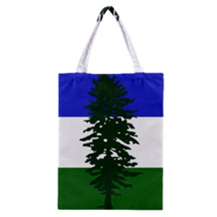 Flag Of Cascadia Classic Tote Bag by abbeyz71