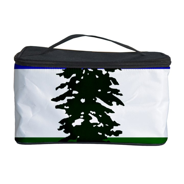 Flag of Cascadia Cosmetic Storage Case