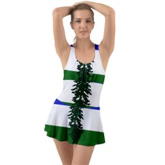 Flag Of Cascadia Swimsuit by abbeyz71