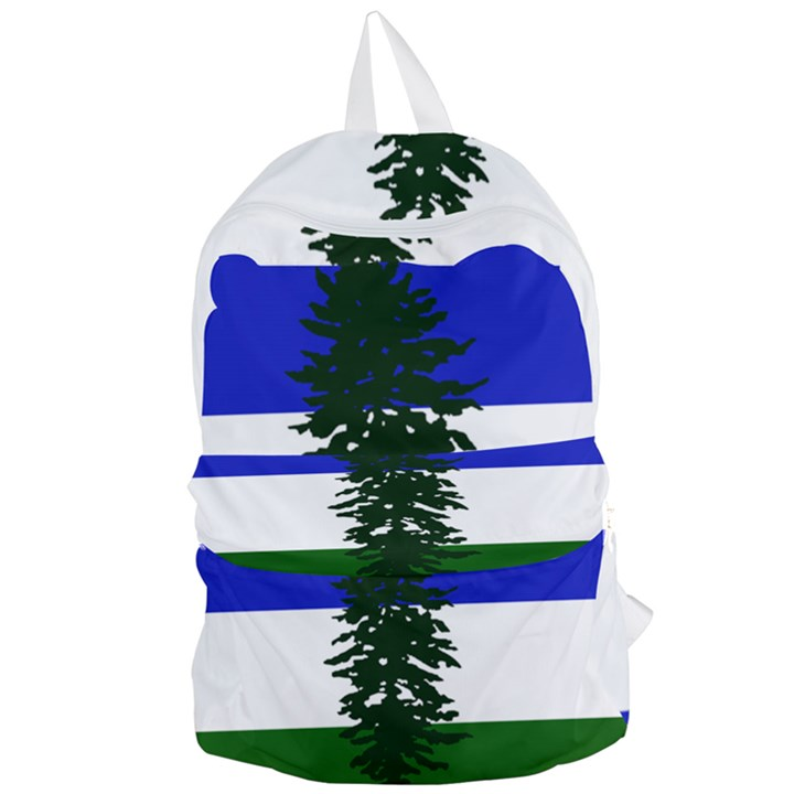 Flag of Cascadia Foldable Lightweight Backpack