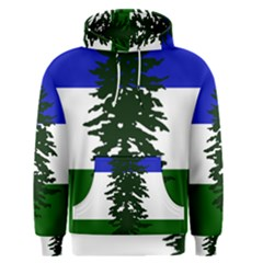 Flag Of Cascadia Men s Pullover Hoodie by abbeyz71