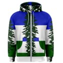 Flag of Cascadia Men s Zipper Hoodie View1