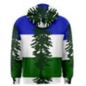 Flag of Cascadia Men s Zipper Hoodie View2