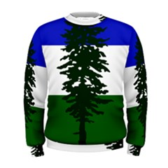 Flag Of Cascadia Men s Sweatshirt