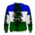 Flag of Cascadia Men s Sweatshirt View2