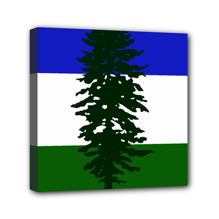 Flag of Cascadia Canvas Travel Bag