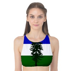 Flag Of Cascadia Tank Bikini Top by abbeyz71