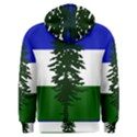 Flag of Cascadia Men s Overhead Hoodie View2