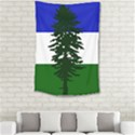 Flag of Cascadia Small Tapestry View2