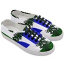 Flag of Cascadia Women s Classic Low Top Sneakers View3