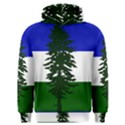 Flag of Cascadia Men s Overhead Hoodie View1