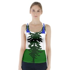 Flag Of Cascadia Racer Back Sports Top by abbeyz71