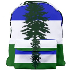 Flag 0f Cascadia Giant Full Print Backpack by abbeyz71
