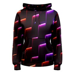 Mode Background Abstract Texture Women s Pullover Hoodie