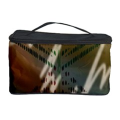 Pop Art Edit Artistic Wallpaper Cosmetic Storage Case