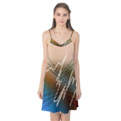 Pop Art Edit Artistic Wallpaper Camis Nightgown