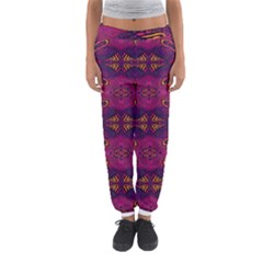 Pattern Decoration Art Abstract Women s Jogger Sweatpants