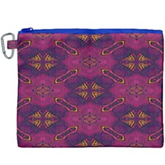 Pattern Decoration Art Abstract Canvas Cosmetic Bag (xxxl)