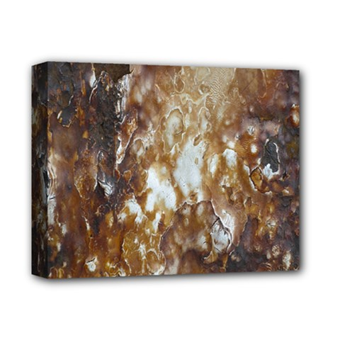Rusty Texture Pattern Daniel Deluxe Canvas 14  X 11