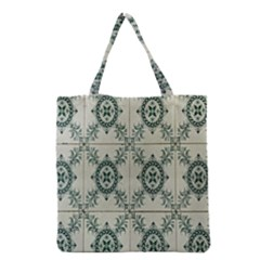 Jugendstil Grocery Tote Bag by Nexatart