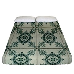 Jugendstil Fitted Sheet (california King Size)