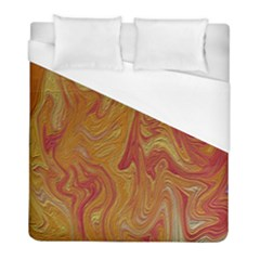 Texture Pattern Abstract Art Duvet Cover (full/ Double Size)