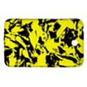 Yellow Black Abstract Military Camouflage Samsung Galaxy Tab 3 (7 ) P3200 Hardshell Case  View1