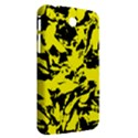 Yellow Black Abstract Military Camouflage Samsung Galaxy Tab 3 (7 ) P3200 Hardshell Case  View2