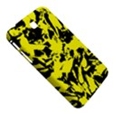 Yellow Black Abstract Military Camouflage Samsung Galaxy Tab 3 (7 ) P3200 Hardshell Case  View5
