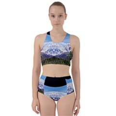 Mountaincurvemore Racer Back Bikini Set by TestStore4113