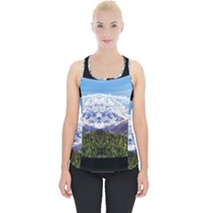 Mountaincurvemore Piece Up Tank Top