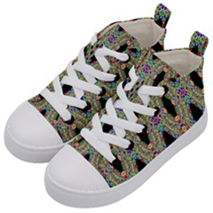 Twinkle Star Kid s Mid Top Canvas Sneakers by MRTACPANS