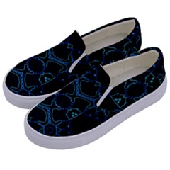 Bell Electric Kids  Canvas Slip Ons