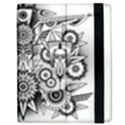 Forest Patrol Tribal Abstract Apple iPad Mini Flip Case View2