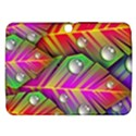 Abstract Background Colorful Leaves Samsung Galaxy Tab 3 (10.1 ) P5200 Hardshell Case  View1