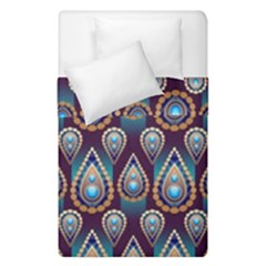 Seamless Pattern Pattern Duvet Cover Double Side (single Size)