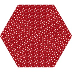 Floral Dots Red Mini Folding Umbrellas by snowwhitegirl