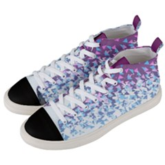 Disintegrate Carnivale Men s Mid Top Canvas Sneakers by jumpercat