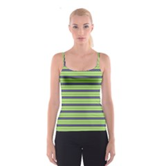 Color Line 2 Spaghetti Strap Top