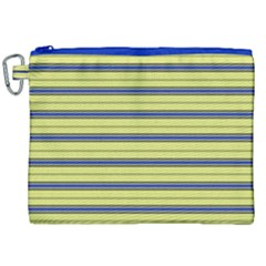 Color Line 3 Canvas Cosmetic Bag (xxl) by jumpercat